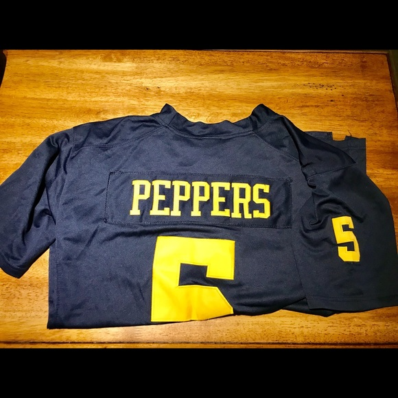 timeless design d64cd 70758 Jabrill Peppers University of Michigan Jersey
